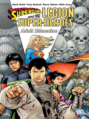 cover image of The Legion of Super-Heroes (2005), Volume 4