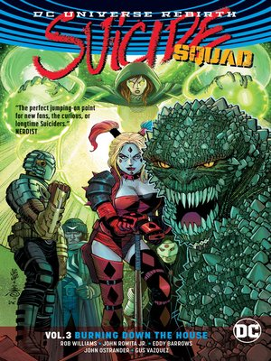 cover image of Suicide Squad (2016), Volume 3