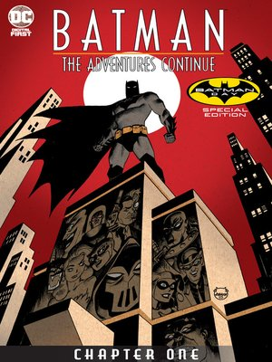 cover image of Batman: The Adventures Continue (2020), Issue 1