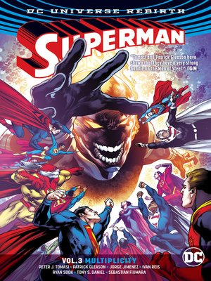 cover image of Superman (2016), Volume 3