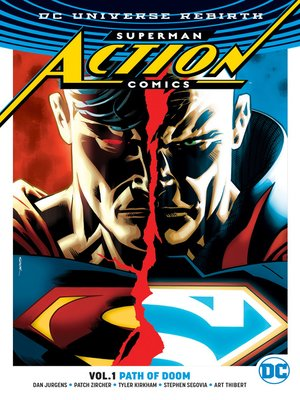 cover image of Action Comics (2016), Volume 1