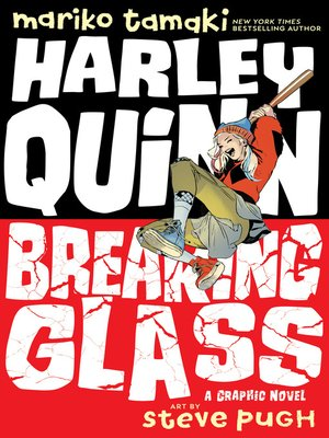 cover image of Harley Quinn: Breaking Glass