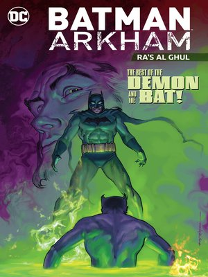 cover image of Batman Arkham: Ra's Al Ghul