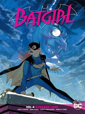 cover image of Batgirl (2016), Volume 4