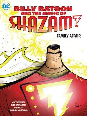 cover image of Billy Batson & the Magic of Shazam!: Family Affair