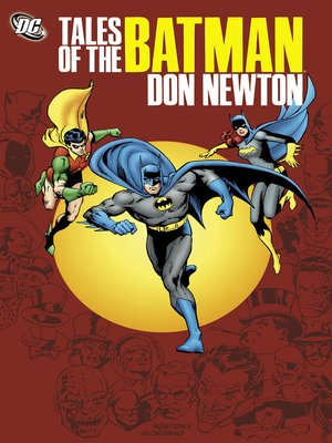 cover image of Tales of the Batman: Don Newton
