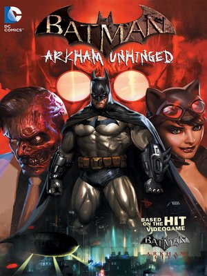 cover image of Batman: Arkham Unhinged (2012), Volume 1