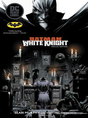 cover image of Batman: White Knight (2018), Issue 1