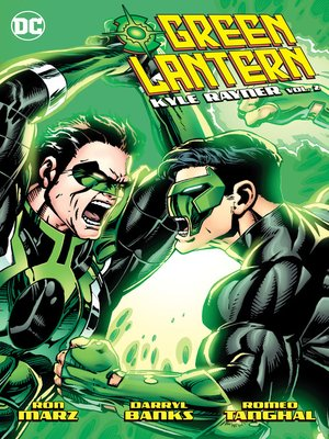cover image of Green Lantern: Kyle Rayner, Volume 2