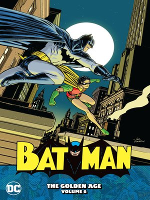 cover image of Batman: The Golden Age, Volume 6