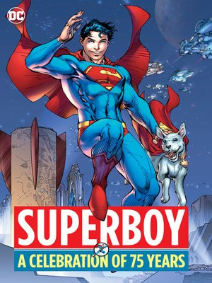 cover image of Superboy: A Celebration of 75 Years