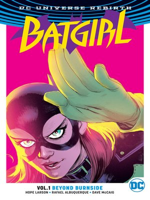 cover image of Batgirl (2016), Volume 1