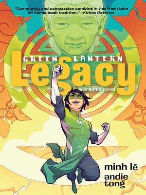 cover image of Green Lantern: Legacy