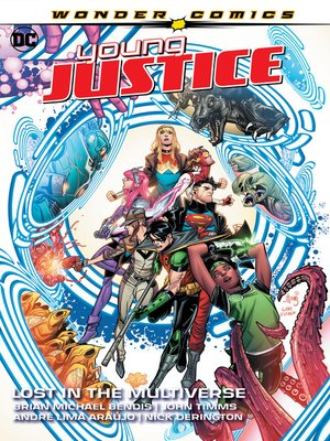 cover image of Young Justice (2019), Volume 2