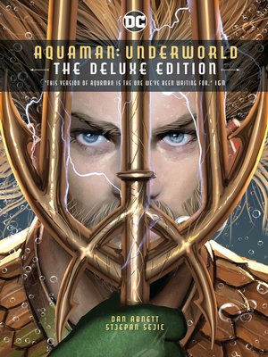 cover image of Aquaman: Underworld
