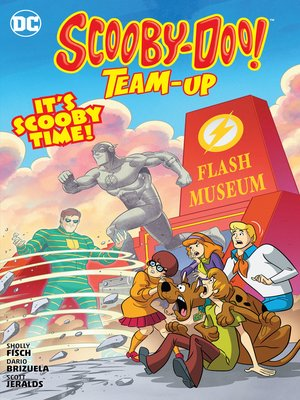 cover image of Scooby-Doo Team-Up (2013), Volume 8
