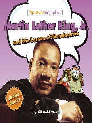 cover image of Martin Luther King, Jr. and the Lesson of Nonviolence