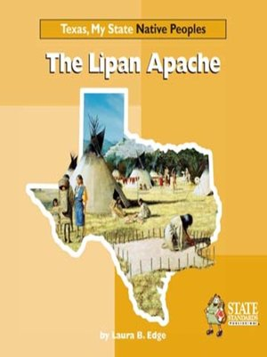 cover image of The Lipan Apache