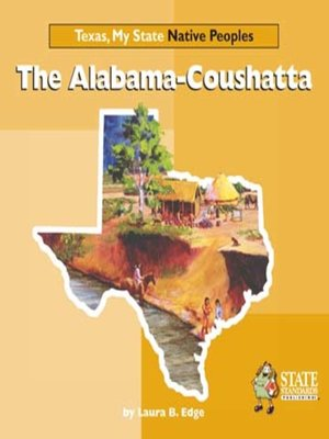 cover image of The Alabama-Coushatta