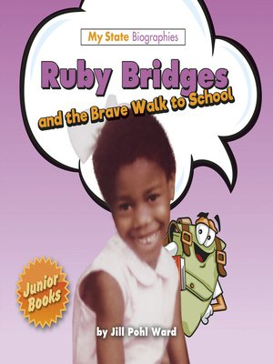 cover image of Ruby Bridges and the Brave Walk to School