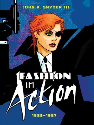 cover image of Fashion in Action