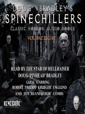 cover image of Doug Bradley's Spinechillers, Volume Eight