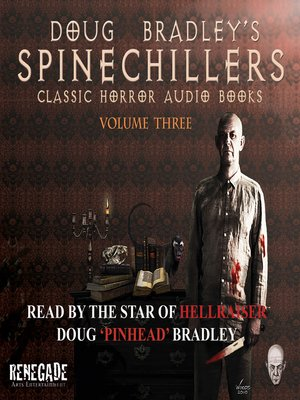 cover image of Doug Bradley's Spinechillers, Volume Three