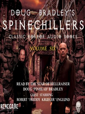 cover image of Doug Bradley's Spinechillers, Volume Six