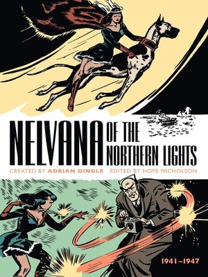 cover image of Nelvana of the Northern Lights