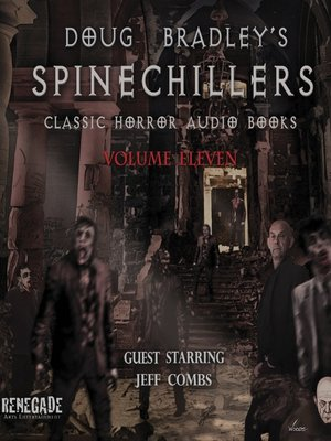 cover image of Doug Bradley's Spinechillers, Volume Eleven