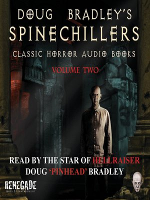 cover image of Doug Bradley's Spinechillers, Volume Two