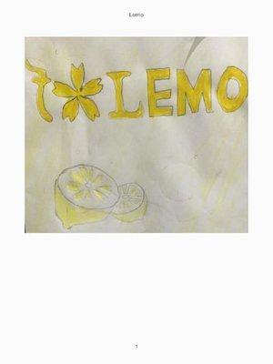 cover image of LEMO: 本編