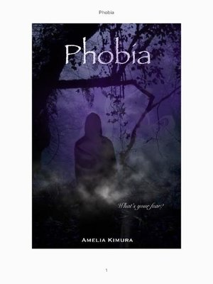cover image of Phobia: 本編