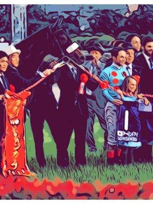 cover image of Jockey Story: 本編