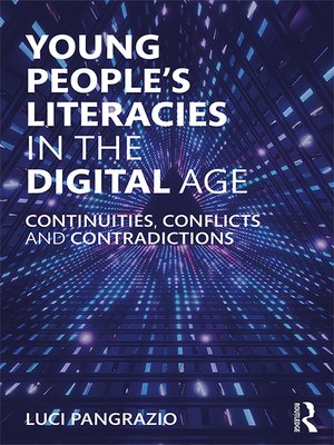 cover image of Young People's Literacies in the Digital Age