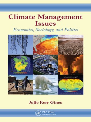 cover image of Climate Management Issues