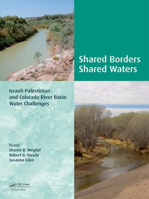 cover image of Shared Borders, Shared Waters