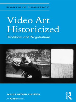 cover image of Video Art Historicized