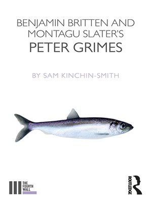 cover image of Peter Grimes