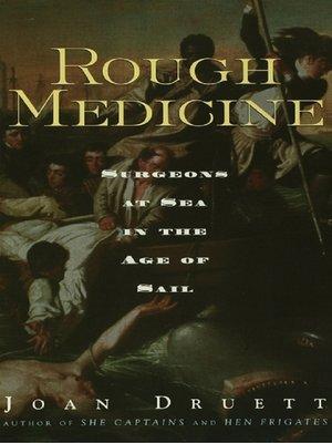 cover image of Rough Medicine