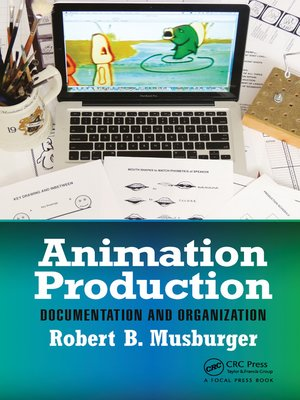 cover image of Animation Production