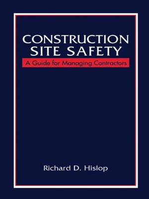 cover image of Construction Site Safety