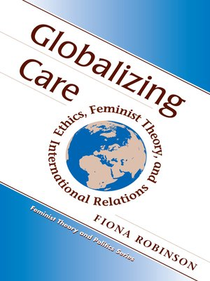 cover image of Globalizing Care