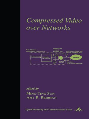 cover image of Compressed Video Over Networks