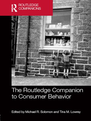 cover image of The Routledge Companion to Consumer Behavior