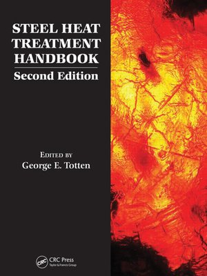 cover image of Steel Heat Treatment Handbook--2 Volume Set