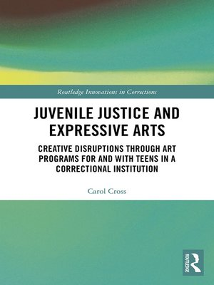 cover image of Juvenile Justice and Expressive Arts