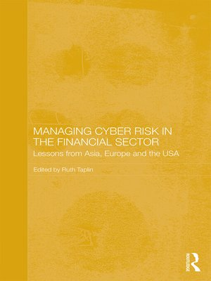 cover image of Managing Cyber Risk in the Financial Sector