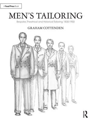 cover image of Men's Tailoring