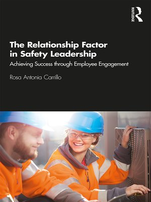 cover image of The Relationship Factor in Safety Leadership